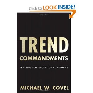 Trend Trading Book -- Trend Commandments