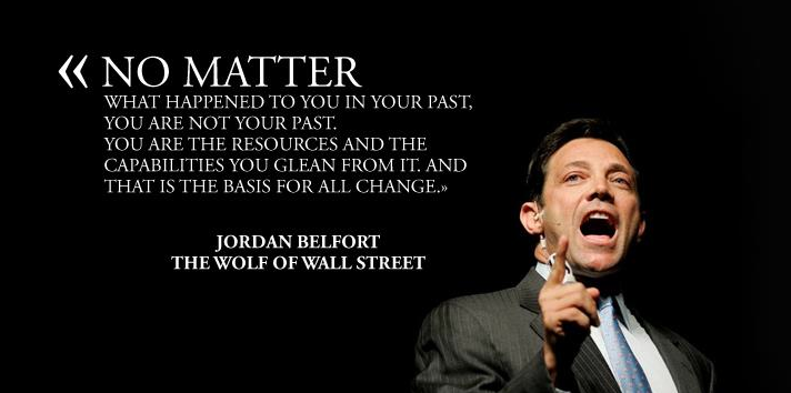 jordan belfort - use your powers for good