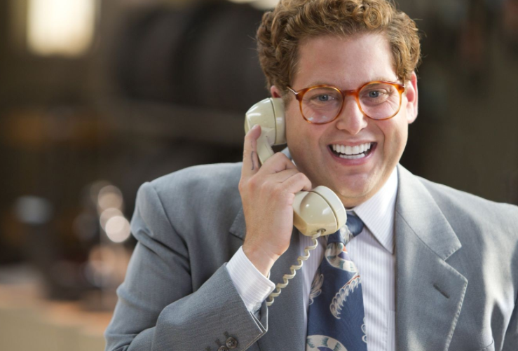 the wolf of wall street - don't trust this guy