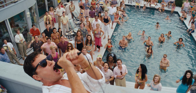 the wolf of wall street - have some fun